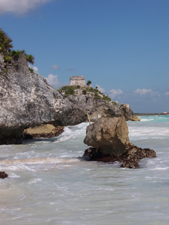Mayan Beachfront Property